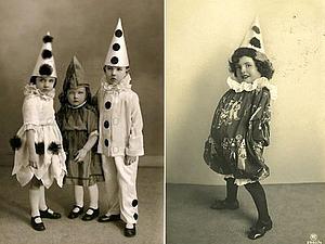 История возникновения новогоднего карнавального костюма. Ярмарка Мастеров - ручная работа, handmade.