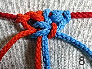 Макраме: базовые узлы. Ярмарка Мастеров - ручная работа, handmade.