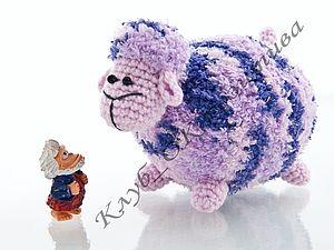 Про овечку и человечка   Ярмарка Мастеров - ручная работа, handmade