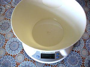 Кухонная техника в помощь вязальщице или как расчитать количество пряжи для изделия | Ярмарка Мастеров - ручная работа, handmade