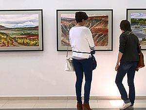22 акварели приняли участие в выставке в Нарьян-Маре | Ярмарка Мастеров - ручная работа, handmade