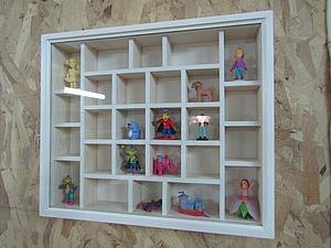 Мастерим витрину для «киндеров». Ярмарка Мастеров - ручная работа, handmade.
