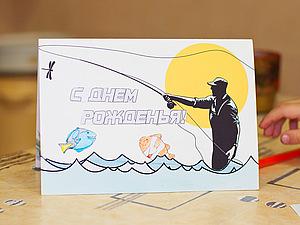 Неидеальная открытка   Ярмарка Мастеров - ручная работа, handmade