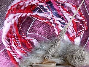 Мастер-класс по прядению на веретене   Ярмарка Мастеров - ручная работа, handmade