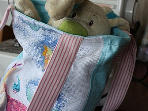 Шьем сумочку для принцессы. Ярмарка Мастеров - ручная работа, handmade.