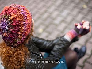 Инструкции по вязанию к моим шапкам   Ярмарка Мастеров - ручная работа, handmade