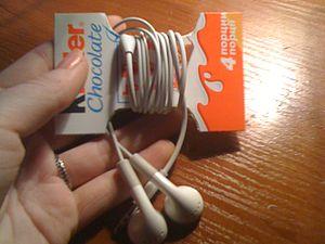 Не запутается! или Как сделать держатель для наушников. | Ярмарка Мастеров - ручная работа, handmade