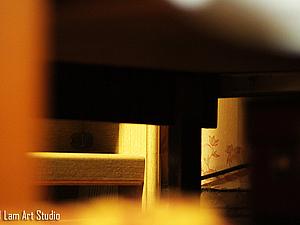 Психоделический объектив, или Что можно увидеть, лежа ночью на полу | Ярмарка Мастеров - ручная работа, handmade