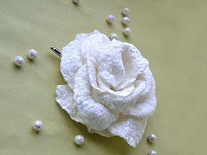 Акция - роза в подарок! | Ярмарка Мастеров - ручная работа, handmade