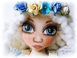 Новая куколка Мия! | Ярмарка Мастеров - ручная работа, handmade