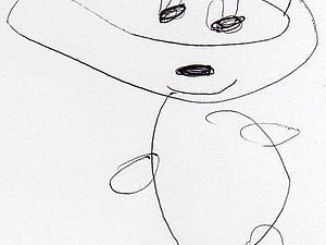 Конкурс взрослых рисунков с розыгрышем мишки | Ярмарка Мастеров - ручная работа, handmade