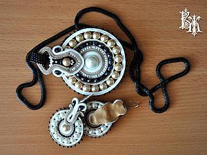 Создание кольца Оллин Тонатиу в технике сутажной вышивки. Ярмарка Мастеров - ручная работа, handmade.