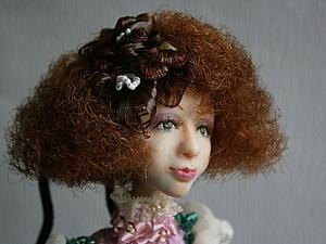 Авторская кукла | Ярмарка Мастеров - ручная работа, handmade