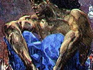 История одной картины. Демоны Михаила Врубеля | Ярмарка Мастеров - ручная работа, handmade