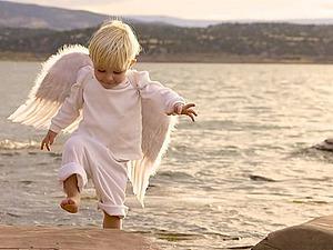 Ангелы среди нас: нежные и возвышенные образы в каждый дом! | Ярмарка Мастеров - ручная работа, handmade