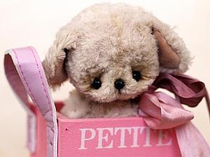 Готовится к продаже щенок мальтийской болонки! Аукцион! | Ярмарка Мастеров - ручная работа, handmade