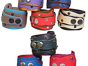 Распродажа кожаных браслетов. Москва | Ярмарка Мастеров - ручная работа, handmade