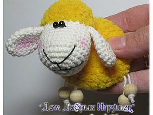 Символ 2015 года - Милая Овечка | Ярмарка Мастеров - ручная работа, handmade