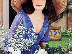 Элегантность, женственность и нотка волшебства в нарядах Luisa Beccaria. Ярмарка Мастеров - ручная работа, handmade.
