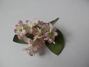 Создаем миниатюрные цветы из фоамирана | Ярмарка Мастеров - ручная работа, handmade