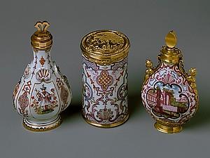 Пузырьки для парфюма - изящество в миниатюре. Ярмарка Мастеров - ручная работа, handmade.