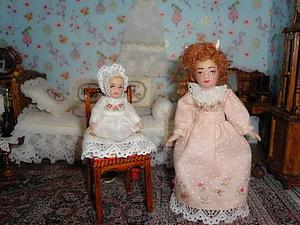 Шьем лиф для платья фарфоровой куколки-подростка | Ярмарка Мастеров - ручная работа, handmade