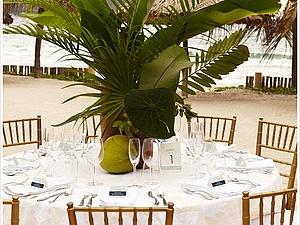 Тропическая свадьба   Ярмарка Мастеров - ручная работа, handmade