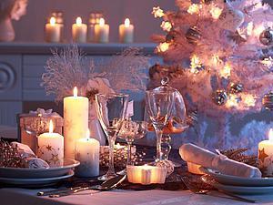 Идеи декора на Новогодние праздники | Ярмарка Мастеров - ручная работа, handmade