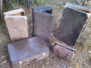 Заберите старые чемоданы!   Ярмарка Мастеров - ручная работа, handmade