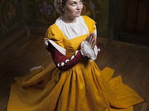 Новый средневековый костюм! | Ярмарка Мастеров - ручная работа, handmade