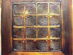 Нестандартные методы обработки древесины. Изготовление эксклюзивной мебели и предметов интерьера | Ярмарка Мастеров - ручная работа, handmade