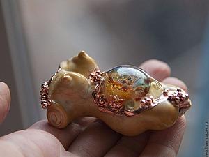Видео мастер-класс по лэмпворк: «Богиня плодородия». Волшебство в наших руках. Ярмарка Мастеров - ручная работа, handmade.