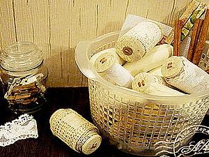 Мастерим бобинки для кружев своими руками. Ярмарка Мастеров - ручная работа, handmade.