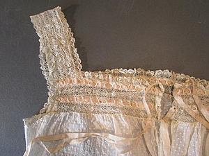 История костюма. Camisole. Ярмарка Мастеров - ручная работа, handmade.