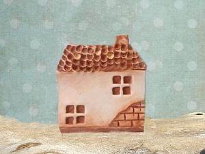 Создание керамической салфетницы Старый домик. Ярмарка Мастеров - ручная работа, handmade.
