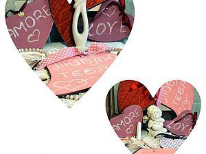 Ко дню влюбленных - Графитная валентинка + марморирование! Успейте сделать подарок!   Ярмарка Мастеров - ручная работа, handmade