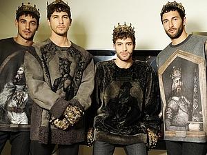 Разбираем прЫнцев!  Мужская коллекция осень 2014 Dolce&Gabbana | Ярмарка Мастеров - ручная работа, handmade