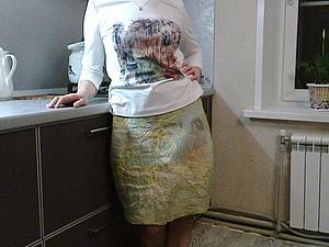 Как свалять яркую юбку. Ярмарка Мастеров - ручная работа, handmade.