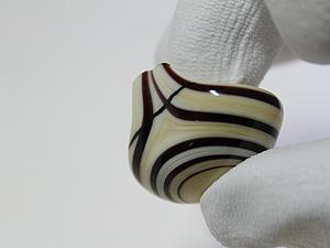 МК Вторая жизнь стеклянного кольца.. Ярмарка Мастеров - ручная работа, handmade.