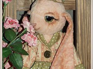 Конфетка с милашкой-зайкой | Ярмарка Мастеров - ручная работа, handmade