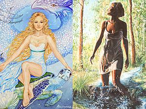 Авторские репродукции картин на фотохолсте | Ярмарка Мастеров - ручная работа, handmade