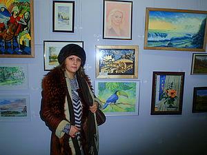 Выставка в городской галерее | Ярмарка Мастеров - ручная работа, handmade