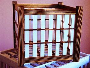 Сборка деревянной корзины. | Ярмарка Мастеров - ручная работа, handmade