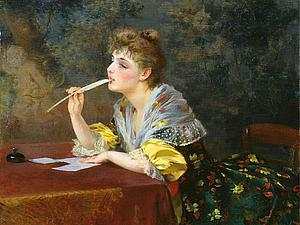 Пишите письма, или Мои правила ведения переписки. Ярмарка Мастеров - ручная работа, handmade.