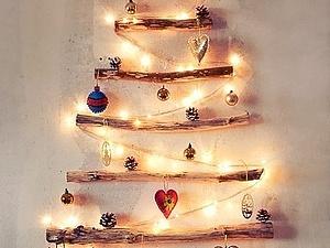 Бохо-стиль в рождественском и новогоднем интерьере | Ярмарка Мастеров - ручная работа, handmade