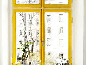Желтые акценты в интерьере   Ярмарка Мастеров - ручная работа, handmade