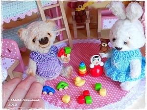 Игрушки для игрушек | Ярмарка Мастеров - ручная работа, handmade
