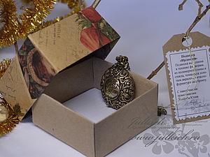 Новогодняя упаковка и доставка | Ярмарка Мастеров - ручная работа, handmade
