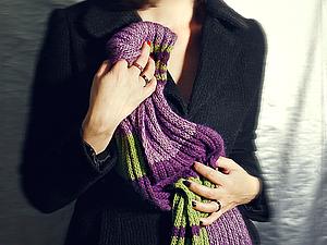 Портреты шарфов, Красота! | Ярмарка Мастеров - ручная работа, handmade
