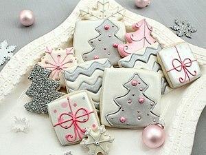 Рождественская уютная КОНФЕТКА на 3-х победителей!:) | Ярмарка Мастеров - ручная работа, handmade